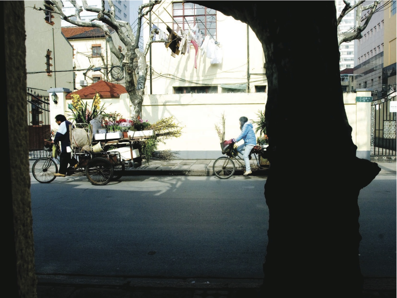 SA Shanghai