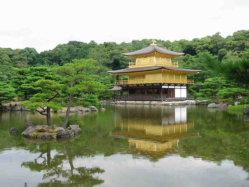 Kinkaku-ji_by _Ellywa