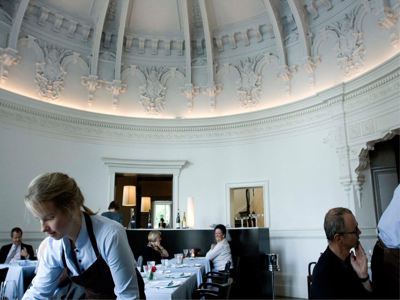 Dome, the restaurant
