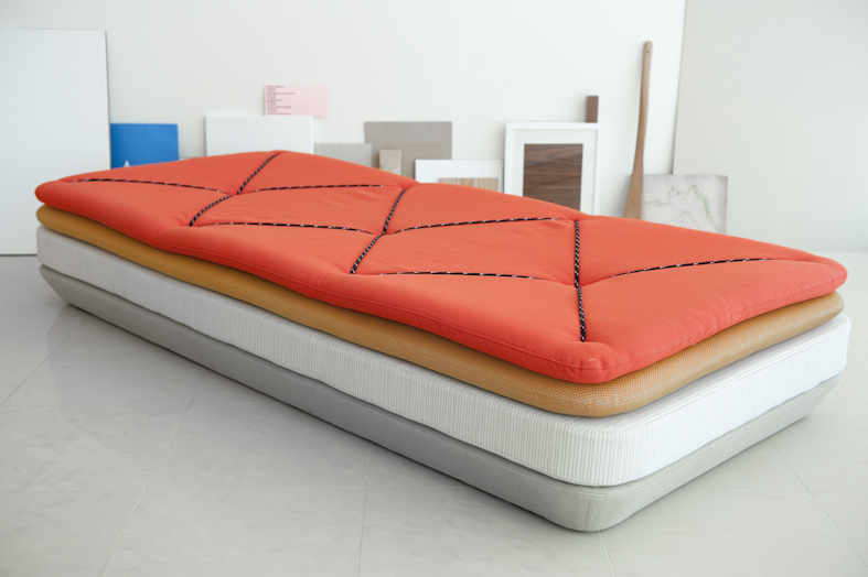 Bidoun Sofa by Katrin Greiling