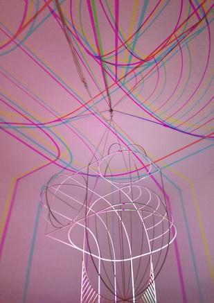Dennis Parren CMYK Lamp