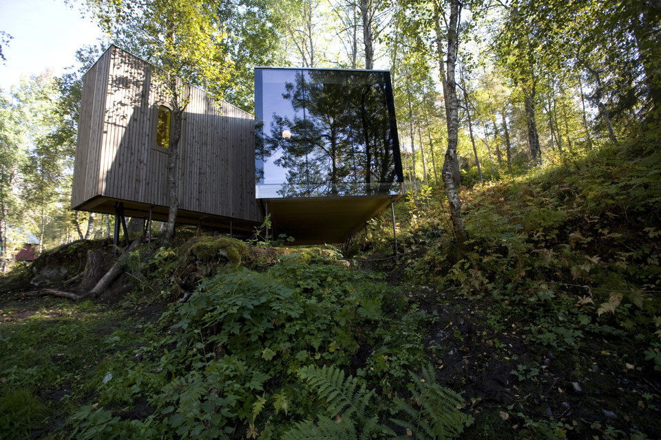 Jensen & Skodvin Architects : Juvet Hotel- Norway- 2007 Photo Jensen & Skodvin Architects