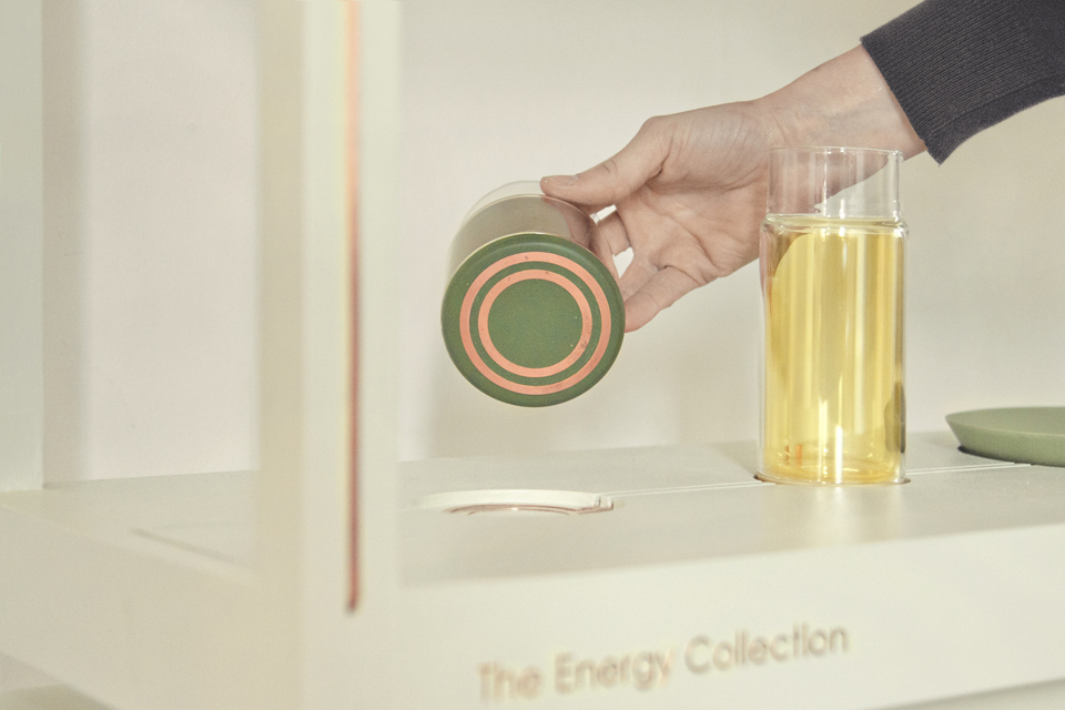 The Energy Collection by Marjan van Aubel