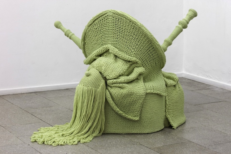 Knitting Artist : The art of knitting