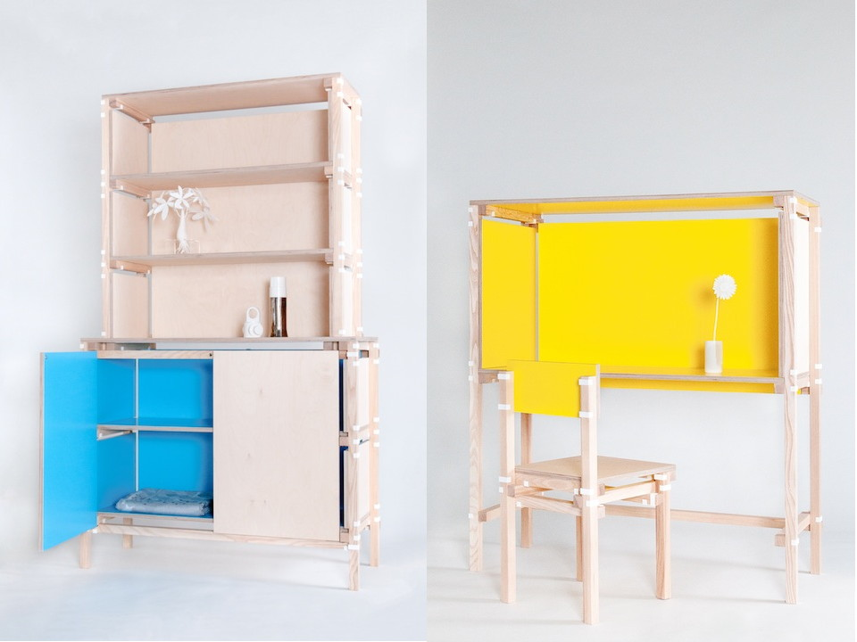 Minale Maeda Inside Out Furniture - Photo by Marit Kramer