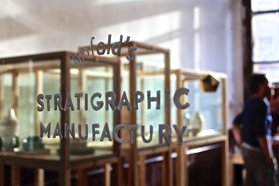 Startigraphic Manufactury Istanbul