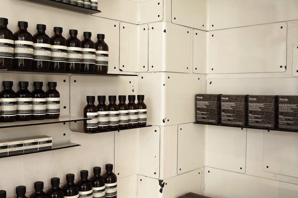 Aesop Lexington- Credit Kalory Agency & Ciguë