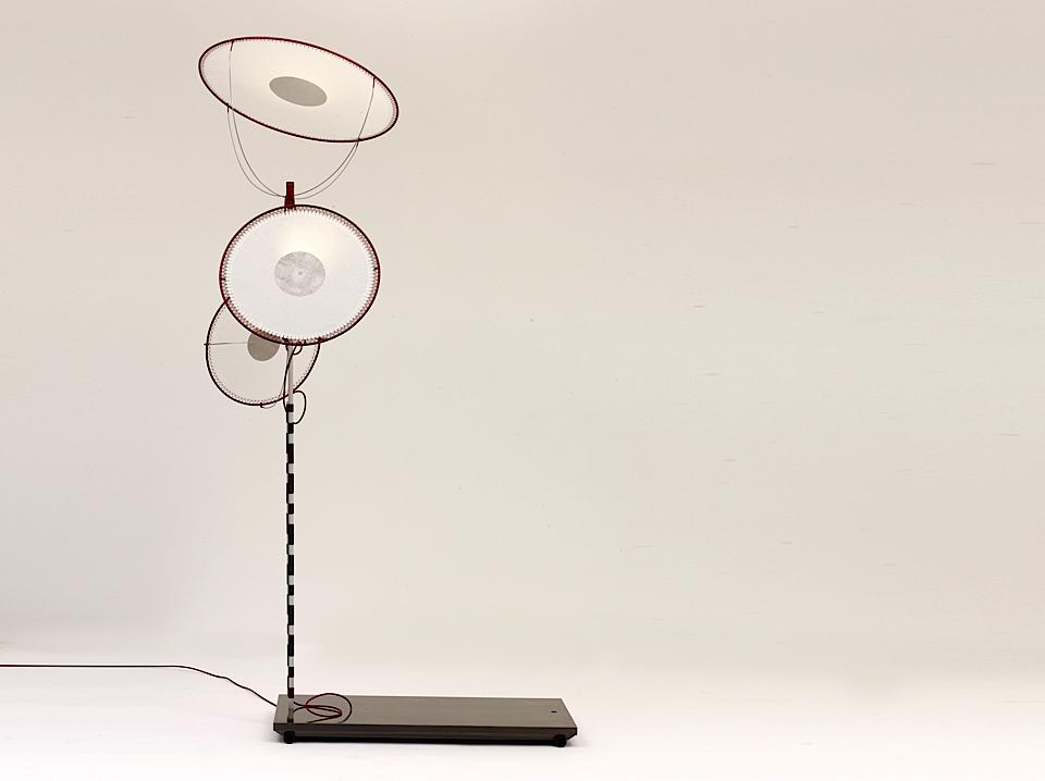 Rei Shields Lamp F GOUSSET