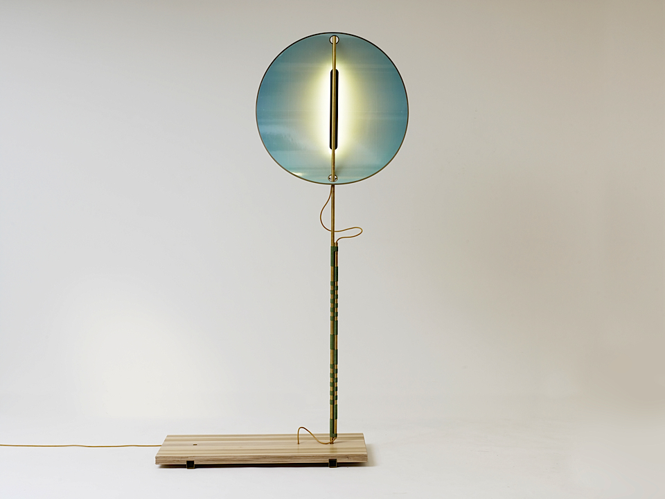 Makoto Reflection Lamp photo by Fabrice Gousset