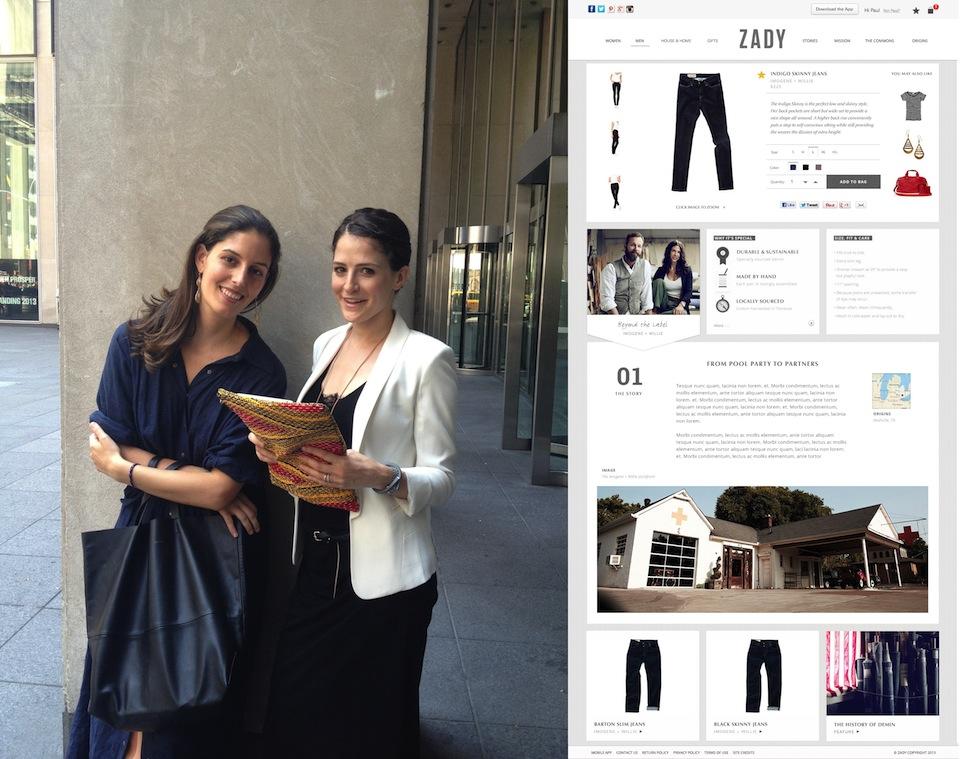 Soraya & Maxime- Zady.com -