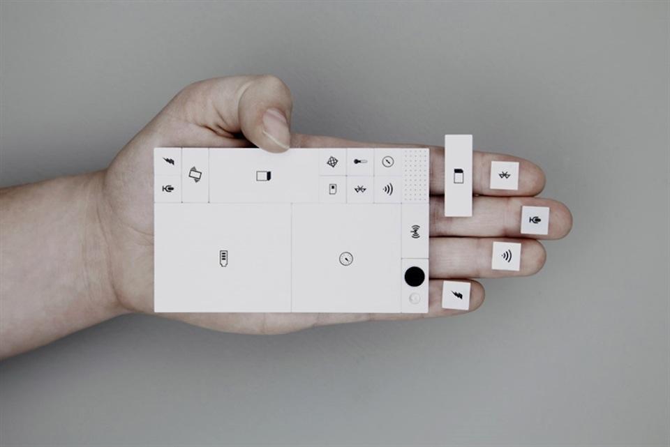 Dave Hakkens - Phone Bloks