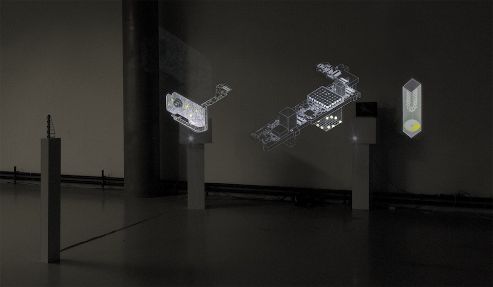 Invisible Manifestations of a Wireless Worlds by lissa zengerink