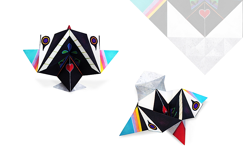 Zoorigami Creature - Design Wang I Chao