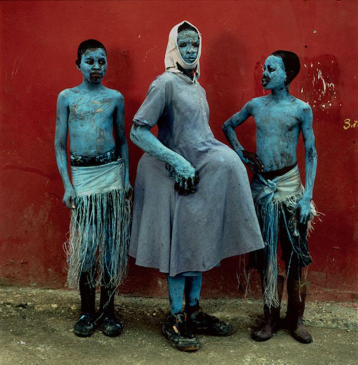 ©Phyllis Galembo, Jacmel, Haiti
