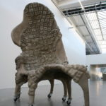 Cow Dung Chair (2008) by Karin Frankenstein